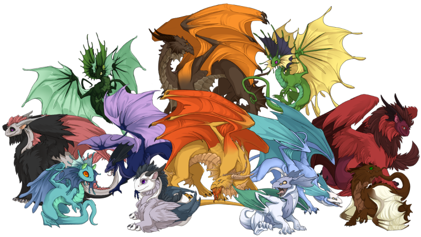 all_plentiful_dragons