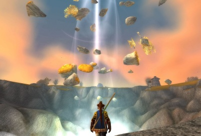 I remember this Westfall chasm in particular from long ago.