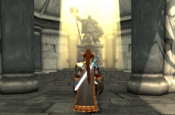 Tomb of Uther