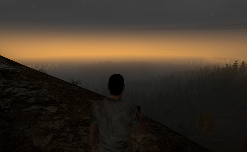 H1Z1 can be quite atmospheric at times.