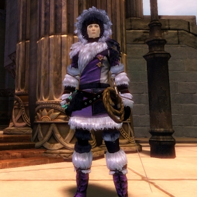Finally, my mesmer is level 80!