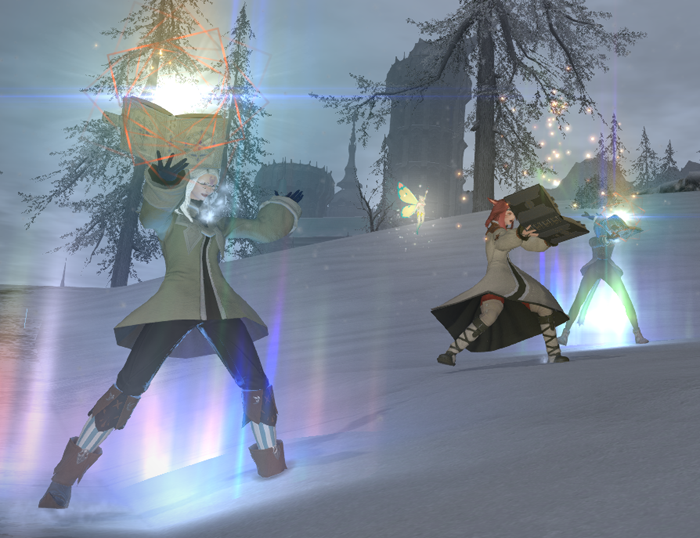 FFXIV: Practice Dungeons and Face-Melting FATES – Aywren Sojourner