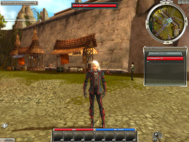 This was my first ever GW1 screenshot - dated May 1, 2005. It was still in BMP format like they used to save.