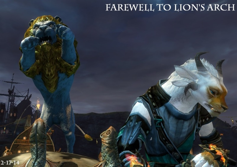 gw2 how to get to lions arch
