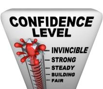 confidencerising
