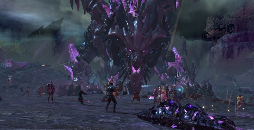 My first Shatterer battle in August 2012