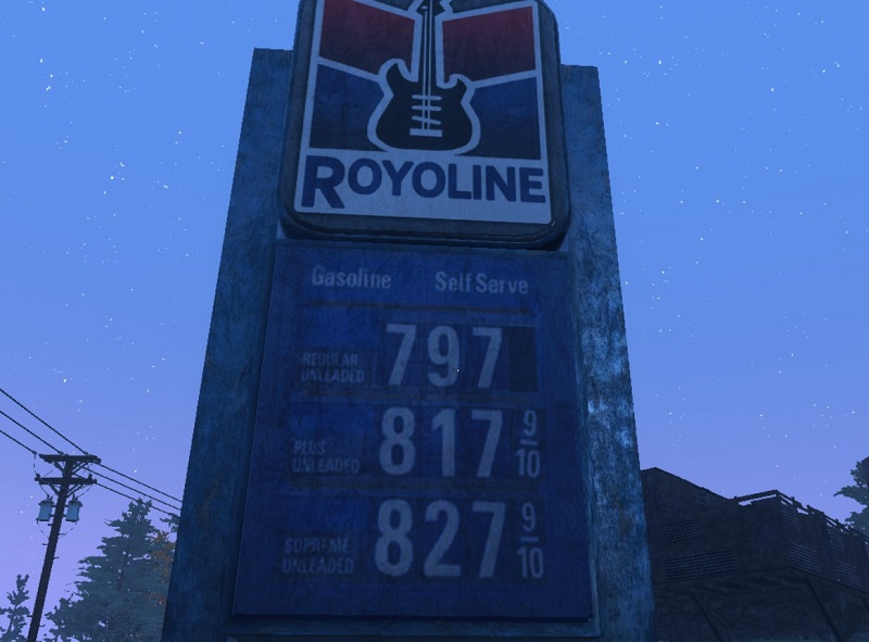 And you thought our gas prices were high!