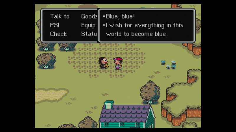 Earthbound: Welcome to Happy Happy Village – Aywren Sojourner