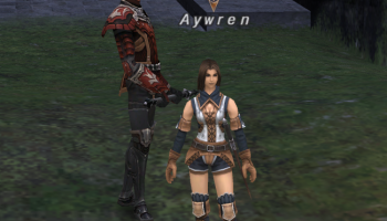 FFXI: Collecting Trusts and Level 30 Dark Knight – Aywren Sojourner