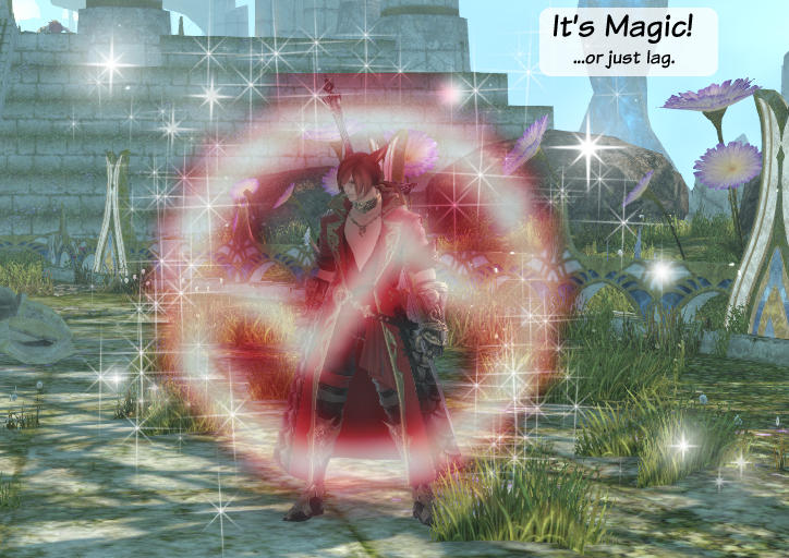 Ffxiv Tales From The Duty Finder The Magical Teleporting Tank