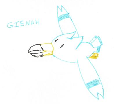 gienah