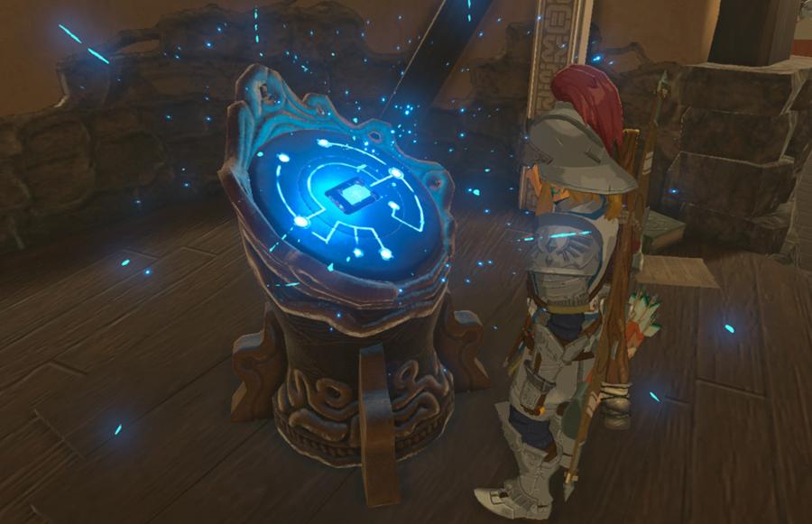 Zelda BotW: Light My Fire