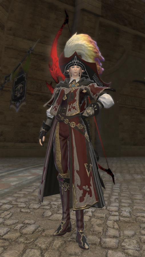 FFXIV: New Bard Glamour & Gathering Gear Upgrades! – Aywren
