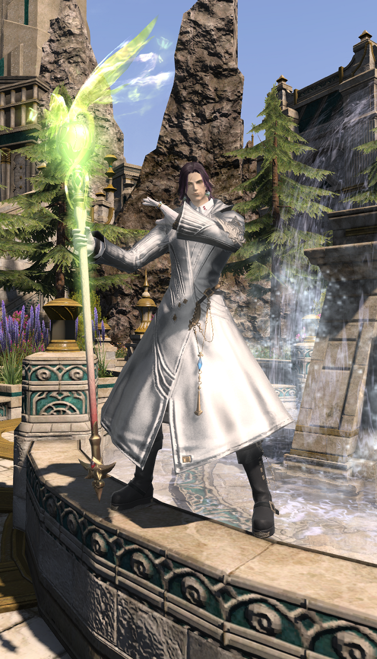 Ffxiv Alt Leveling ffxiv: lux relic weapon (not mine) – aywren sojourner
