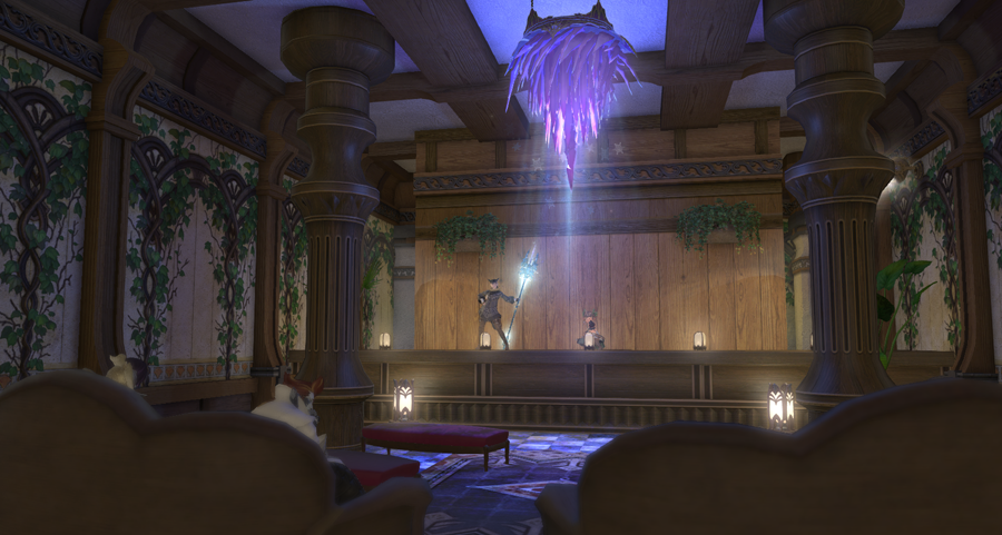 Ffxiv All Eorzea Is A Stage Aywren Sojourner Gaming