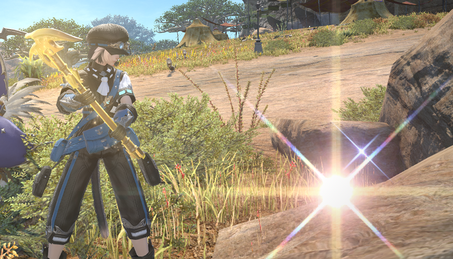 FFXIV: Blessed Minekeep's Pickaxe Get!