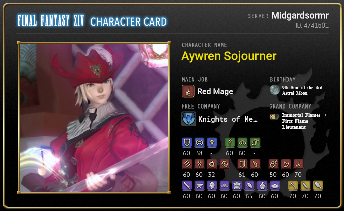 FFXIV – Page 12 – Aywren Sojourner: Gaming and Geek Life