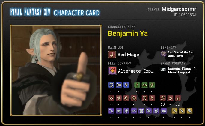 bencard