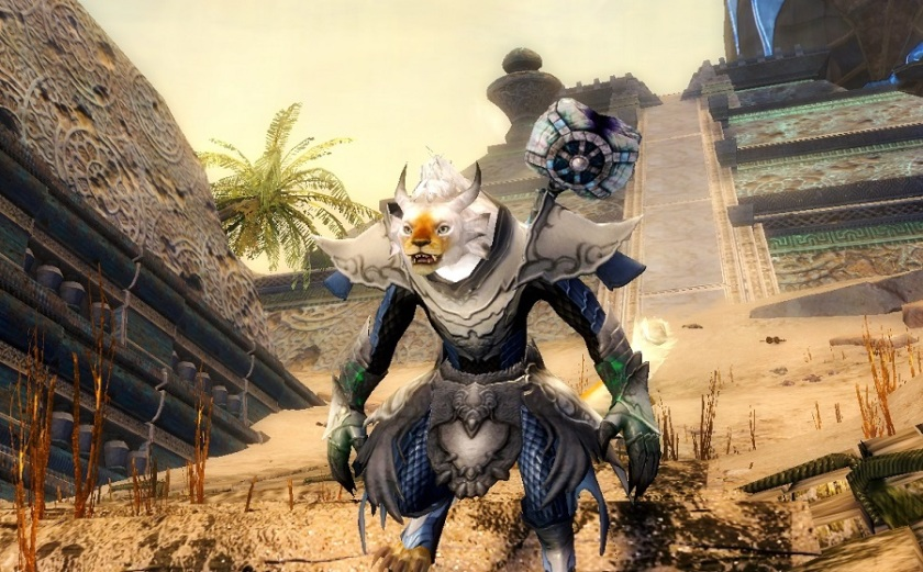 Gw2 Ranger Experiment And Preview Weekend Thoughts Aywren