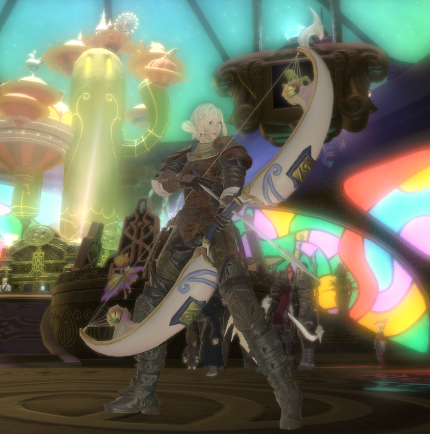 FFXIV: The Things I Do for Fluff – Aywren Sojourner: Gaming and Geek