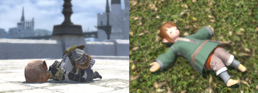 FFXIV: Tales from the FATE Finder – I'll Cushion You! – Aywren