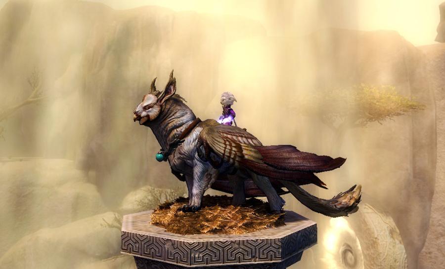 GW2: The Griffon Dream