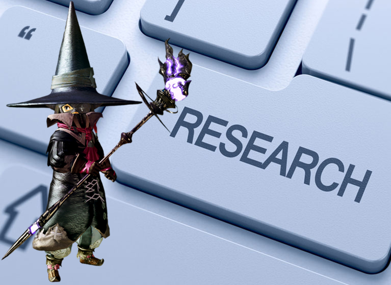 FFXIV: Tales from the Duty Finder: Do Some Research!