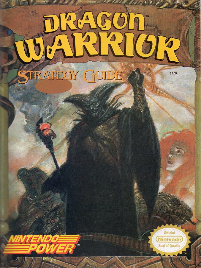 Dragonwarrior-strategyguide
