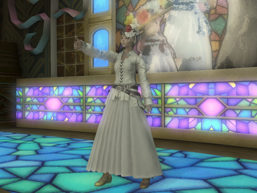 FFXIV: Fashion Report Mini-Game – Aywren Sojourner: Gaming and Geek Life