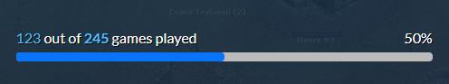 50percentplayed