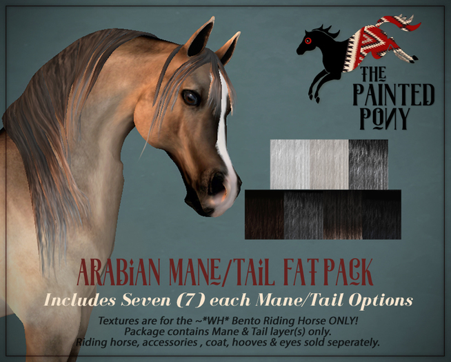 Painted_Pony_Vendor_--_Arabian_Mane_Tail_-__MP