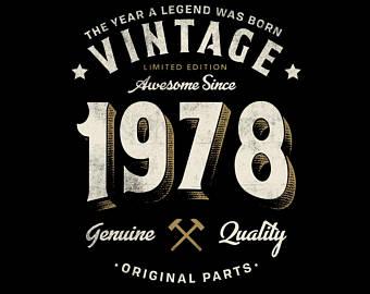 vintage78