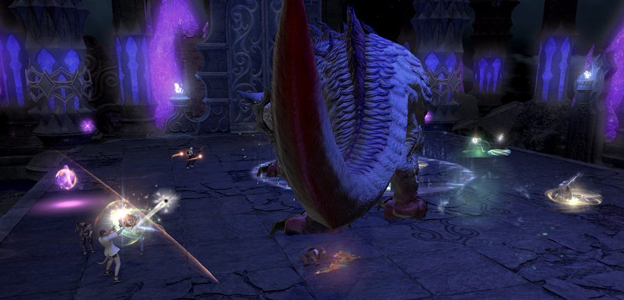 FFXIV: Tales from the Duty Finder: Dog Days – Aywren