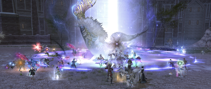 FFXIV: My Little Ixion – Aywren Sojourner: Gaming and Geek Life