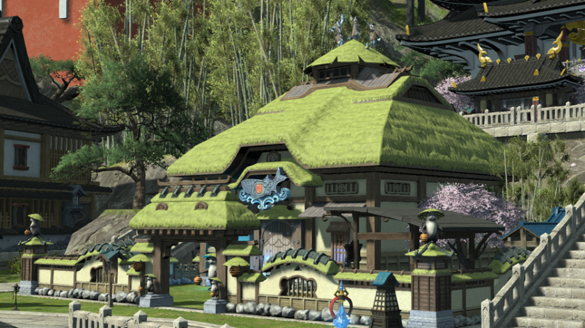 FFXIV: Odder Otter FC House – Aywren Sojourner: Gaming and Geek Life