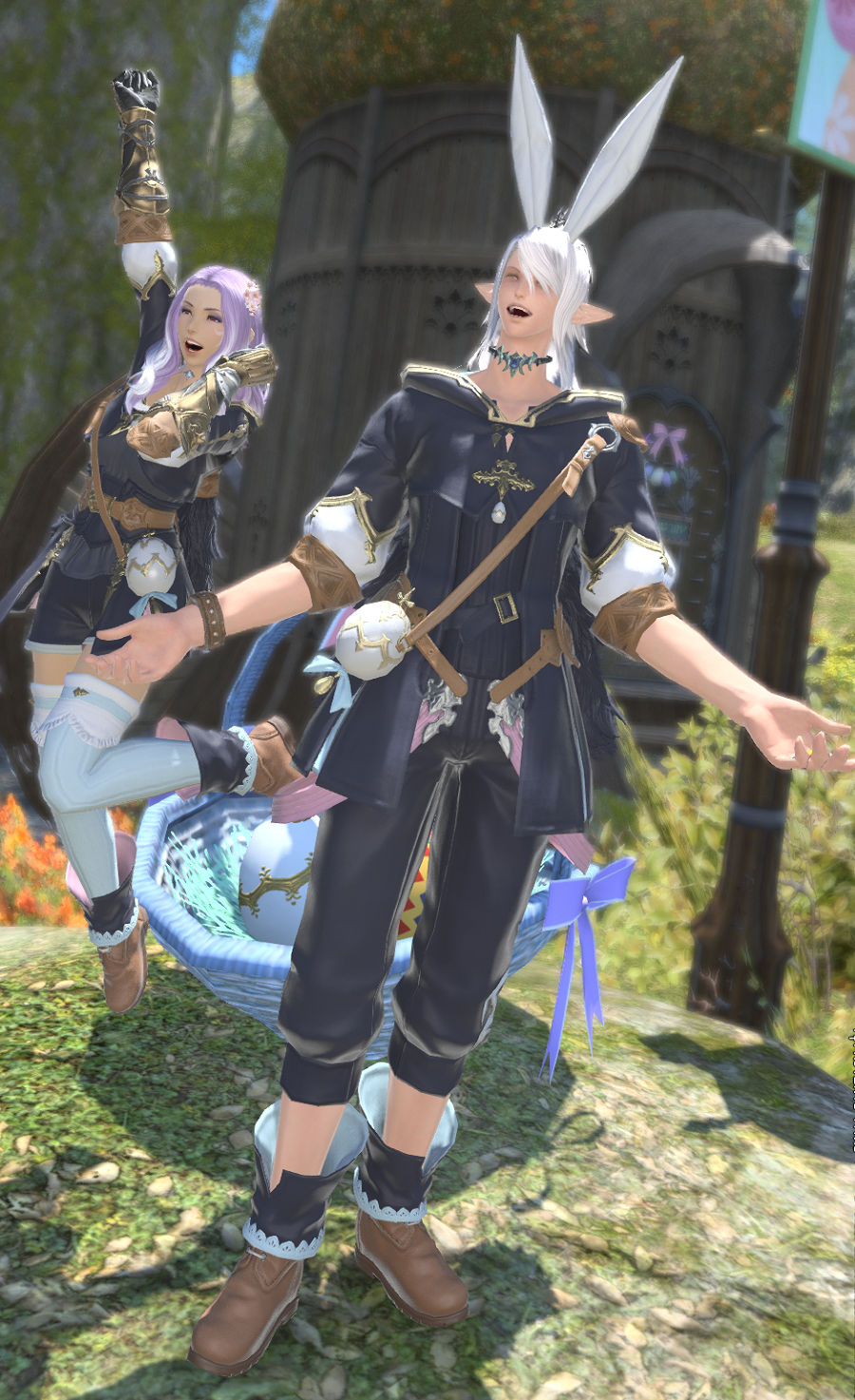FFXIV: Hatching Tide 2019 – Aywren Sojourner: Gaming and