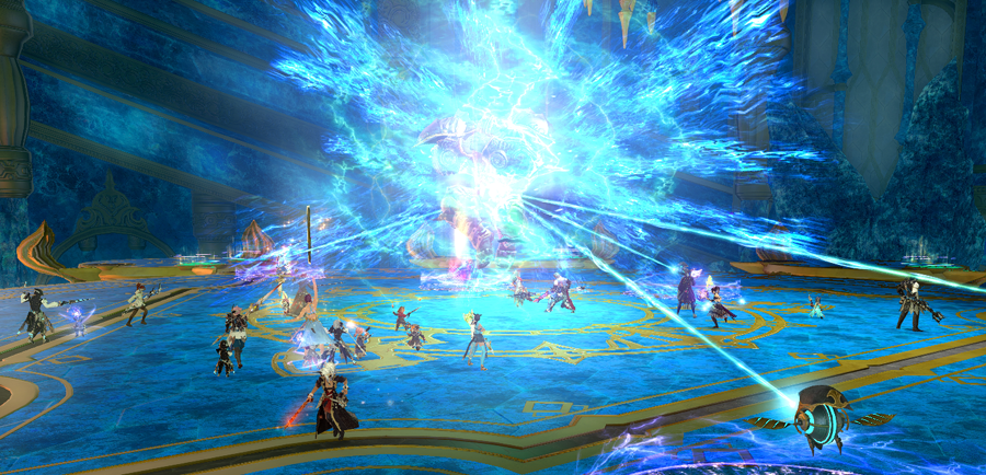 FFXIV: Tales from the Duty Finder: Sad Syrcus Story – Aywren